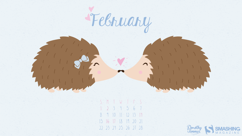Desktop Wallpaper Calendars February 2015 Desktop Calendars 1000x562