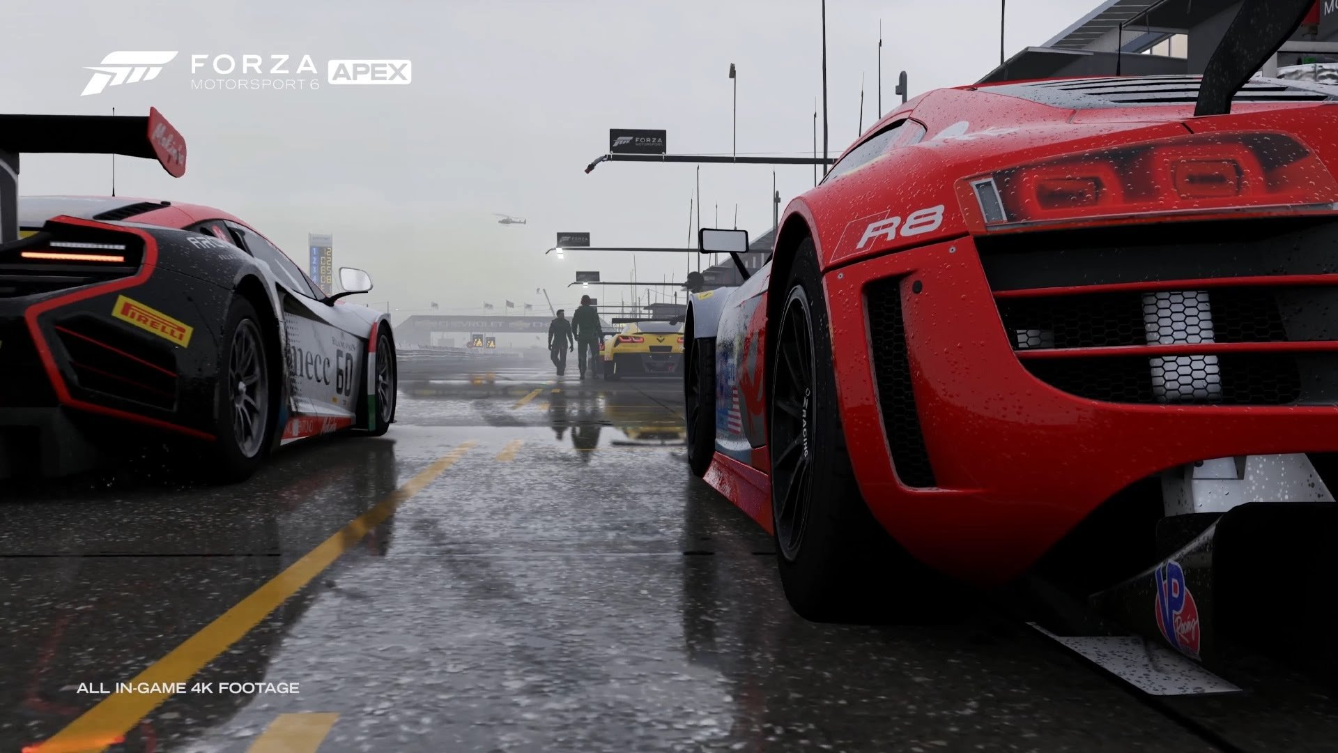 11 Forza Motorsport 6 Apex HD Wallpapers Background Images 1920x1080