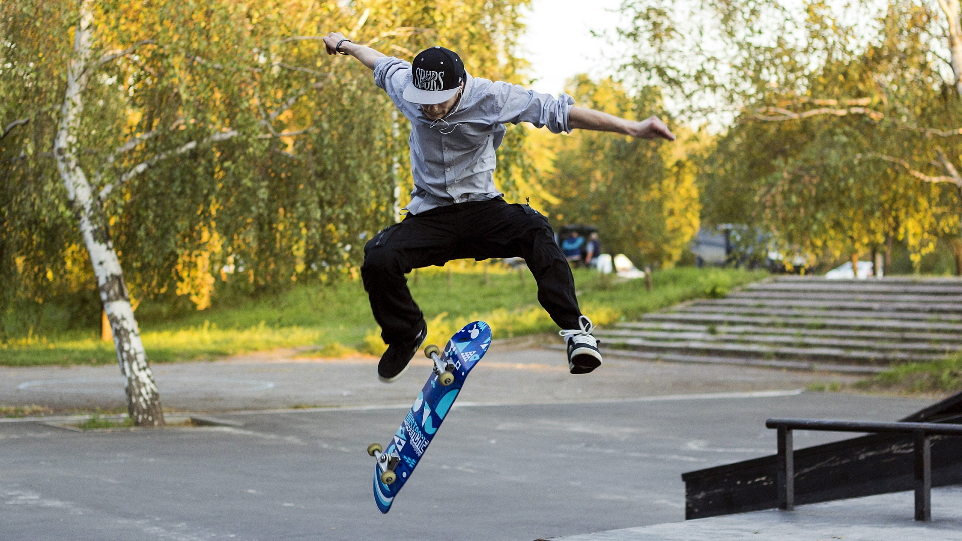 48+ Skateboard Wallpaper for Desktop on WallpaperSafari