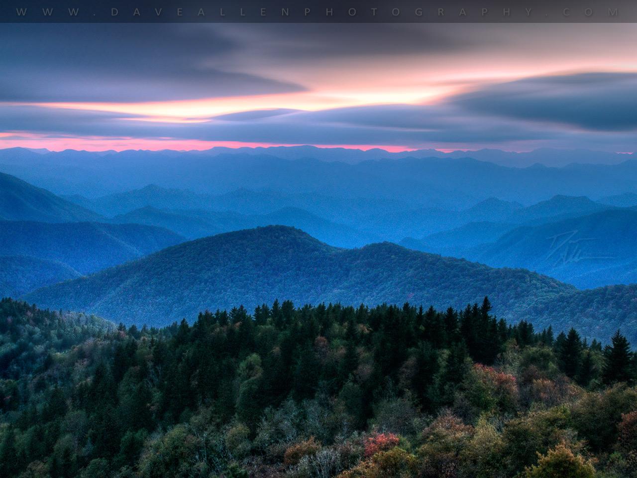 Blue Ridge Mountains North Carolina 1280x960