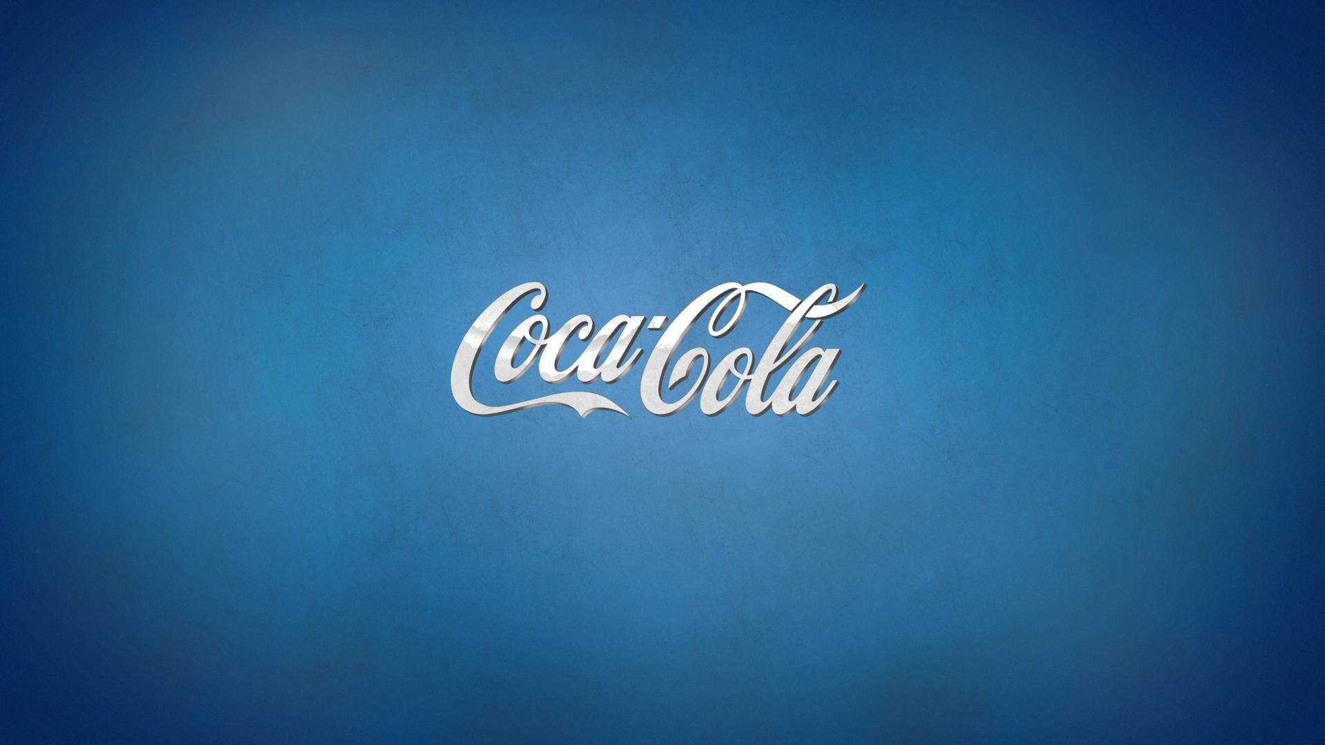 Blue Coca Cola Wallpaper HD Coca Cola HD Widescreen Wallpapers 1920x1080