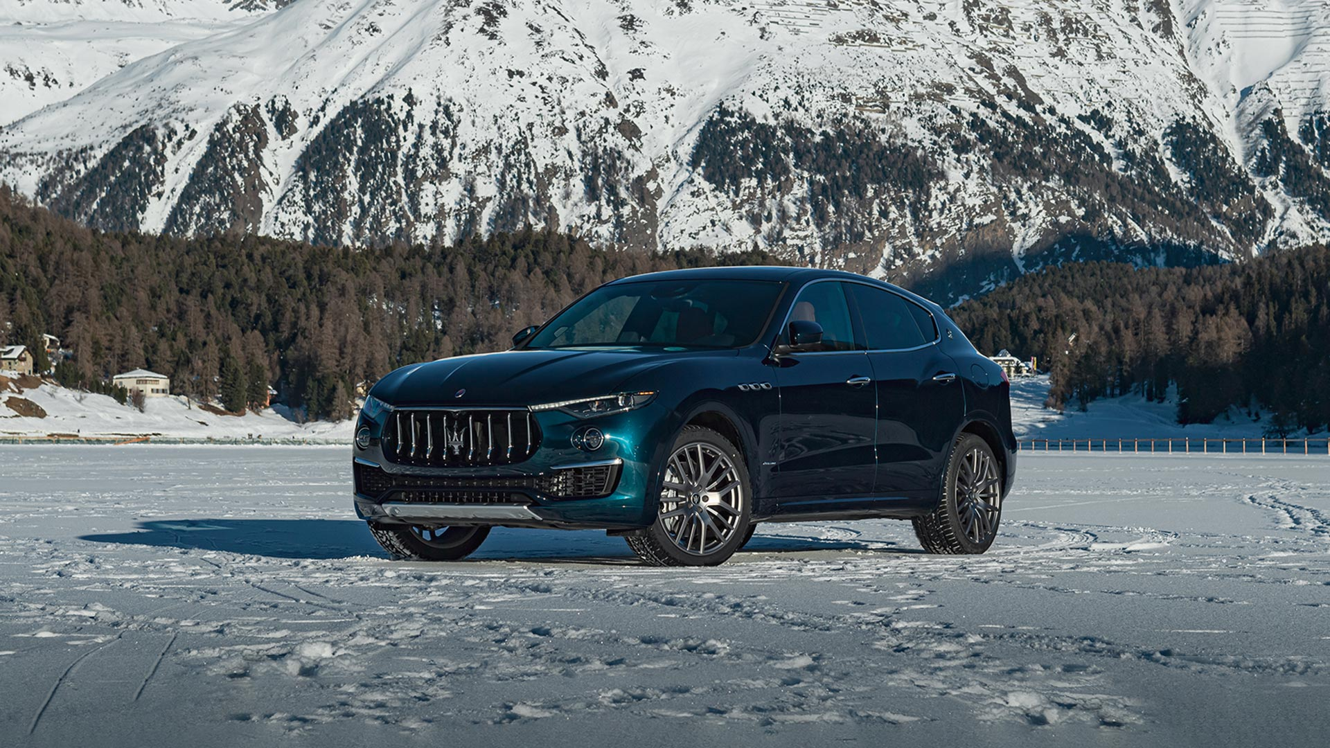 Maserati Premieres the new Levante Royale Special Series at the 1920x1080