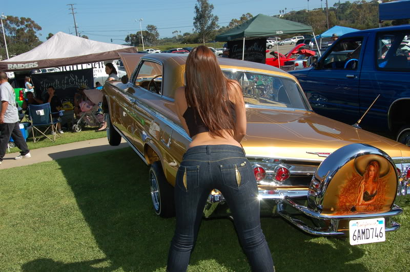 And girls lowriders