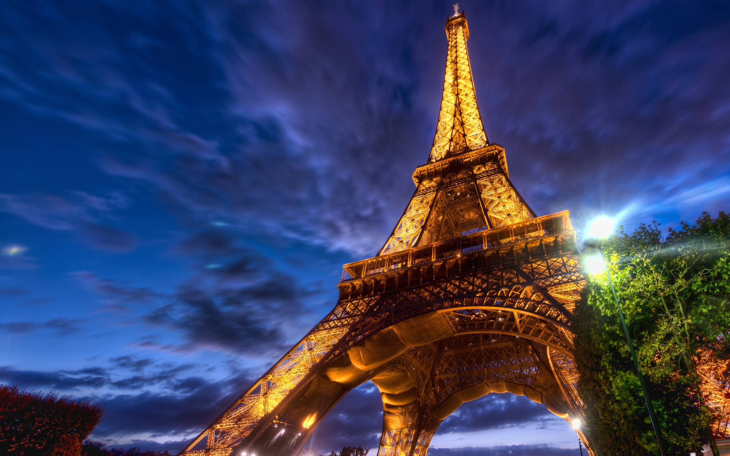 View full size more eiffel tower hdr hd 3d desktop wallpaper 2560x1600