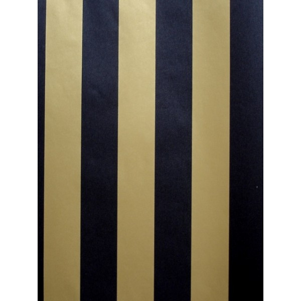 48 Black And Gold Striped Wallpaper On Wallpapersafari