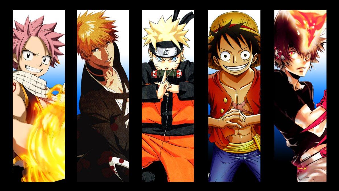 Anime wallpaper 2 by james23x 1191x670