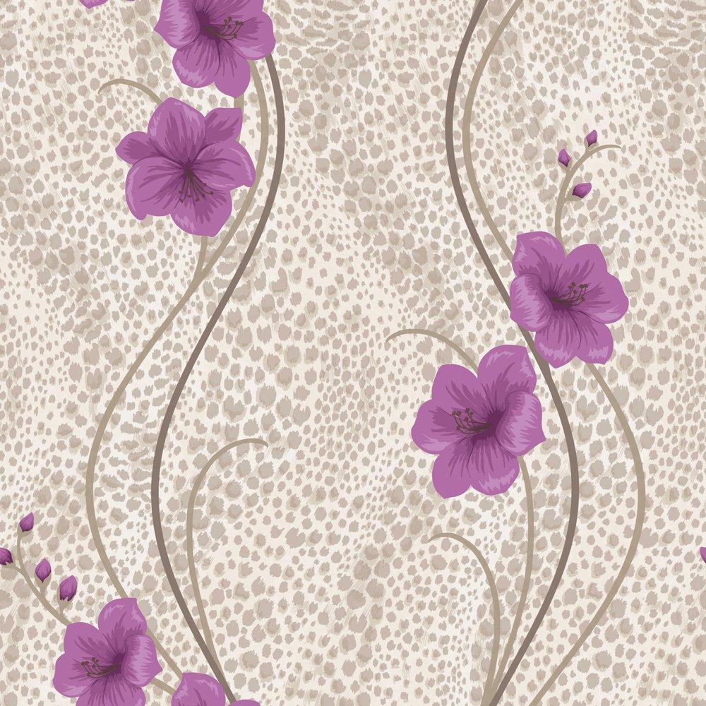 Free Download Wallpaper Fine Decor Fine Decor Kariba Floral
