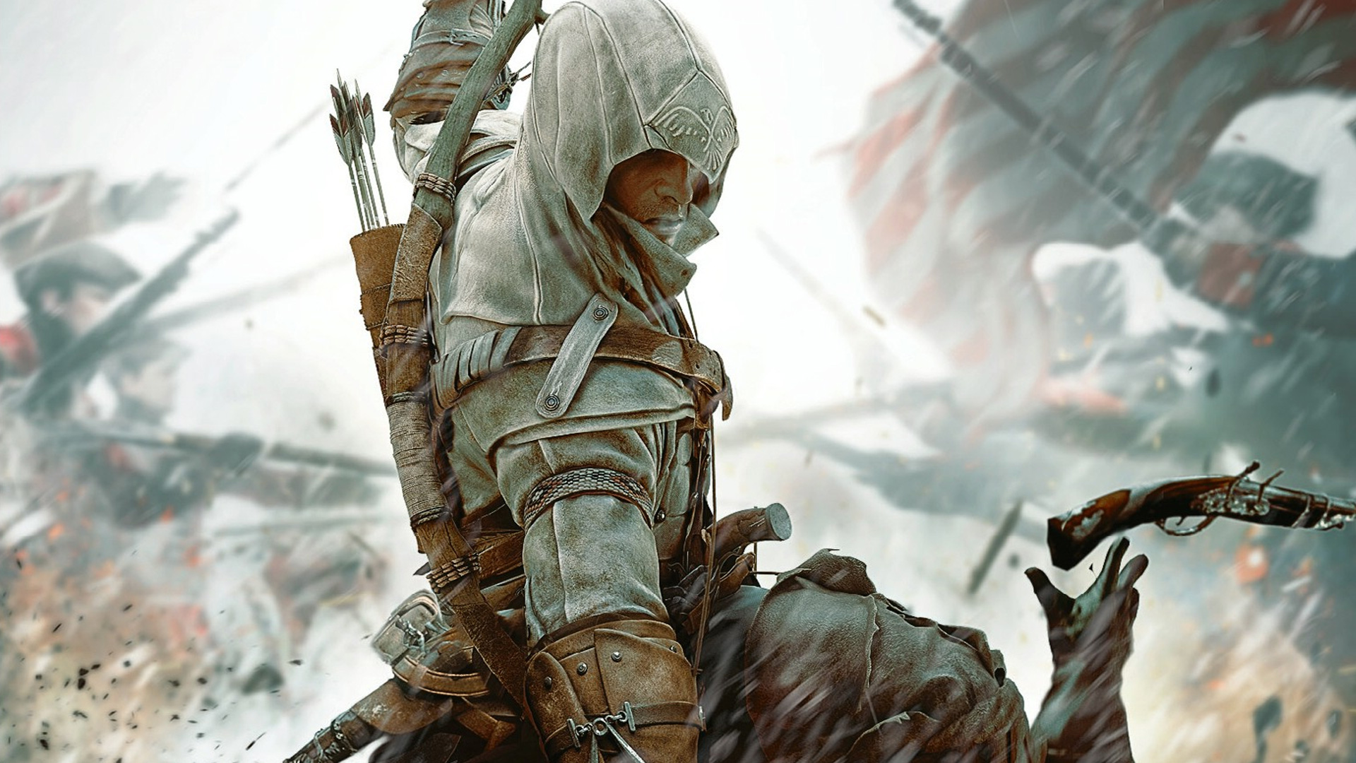 the Collection Assassins Creed Video Game Assassins Creed III 223184 1920x1080