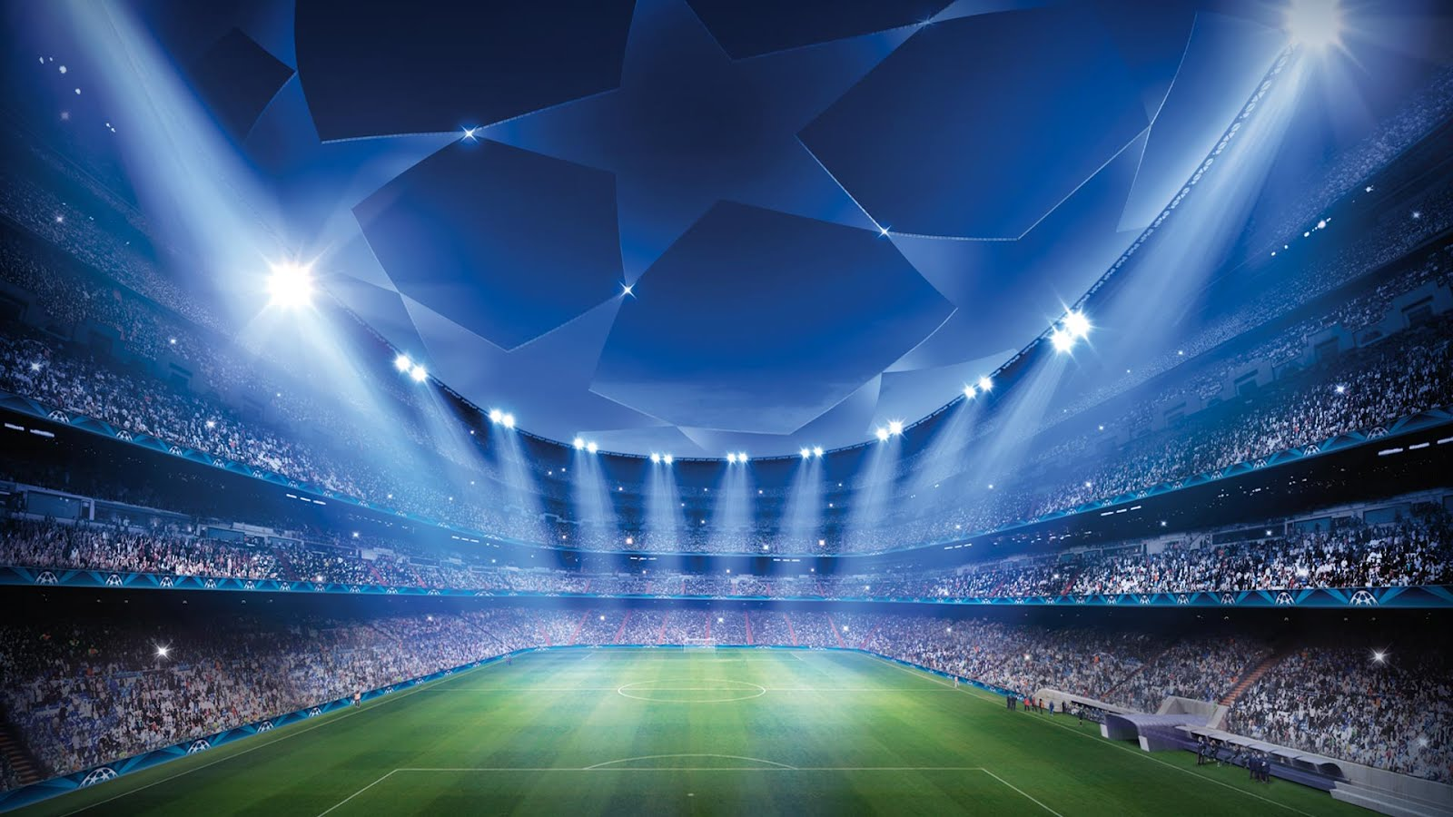 Champions League Wallpaper Wide ImageBankbiz 1600x900