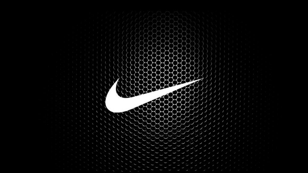 New White And Black Nike Logo Best HD Wallpaper Background Desktop 1024x576