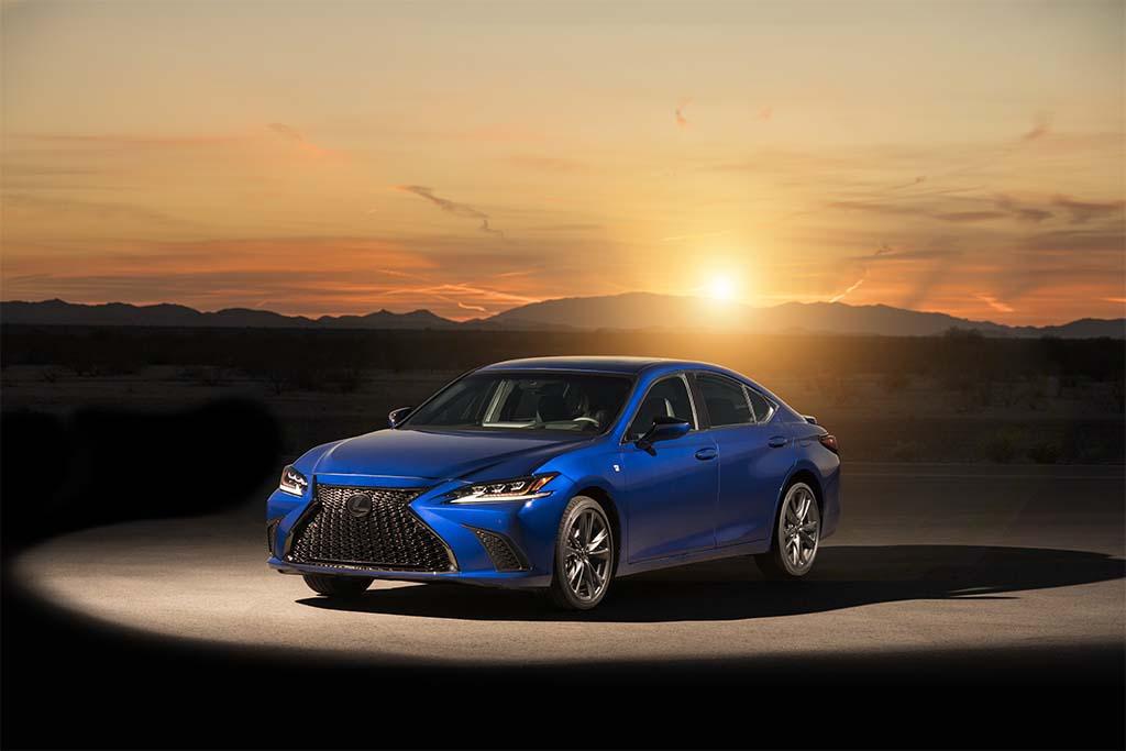 Lexus Betting Big on All New ES TheDetroitBureaucom 1024x683