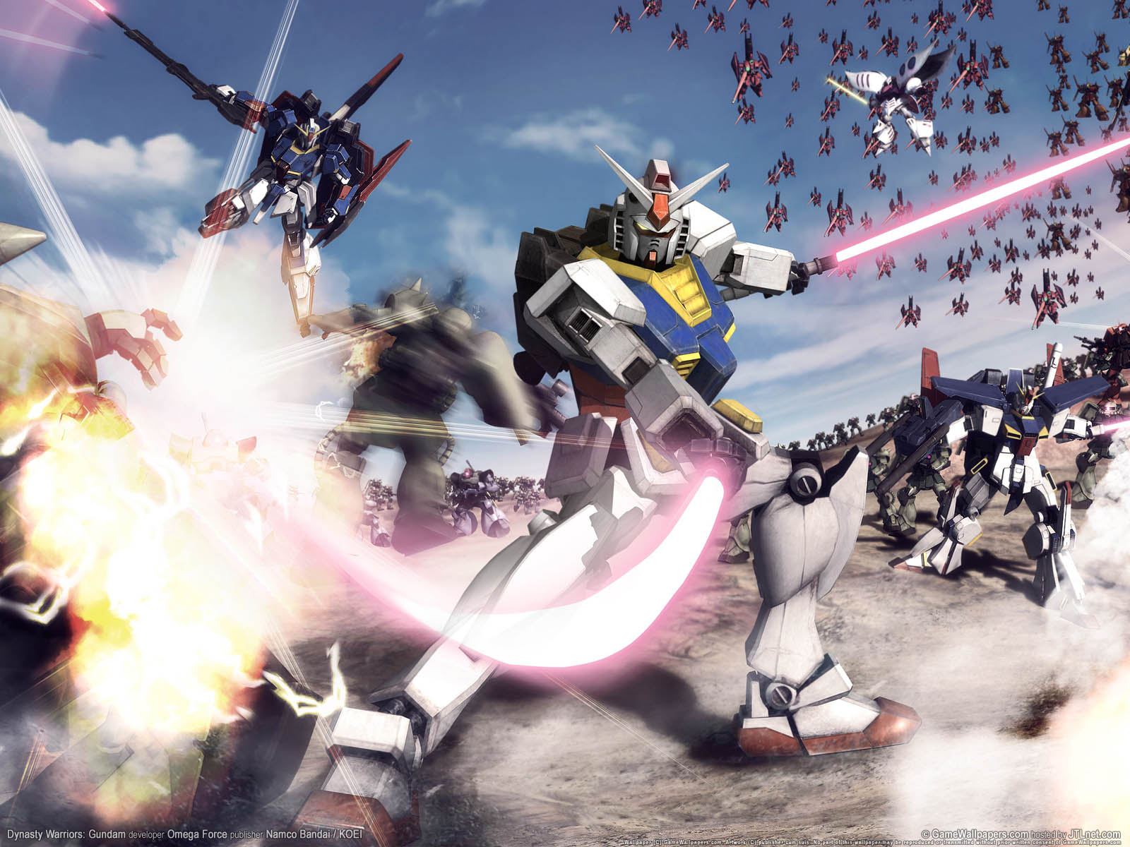 Gundam Wallpaper Top HD Wallpapers 1600x1200