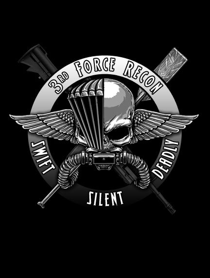Marine Force Recon Logo 432x573