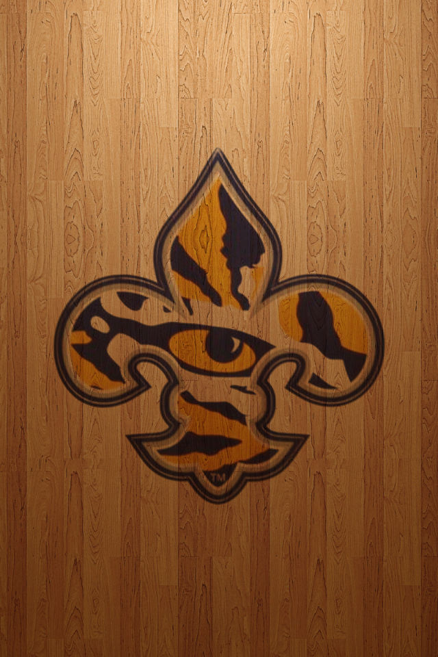 Lsu Wallpaper 640x960