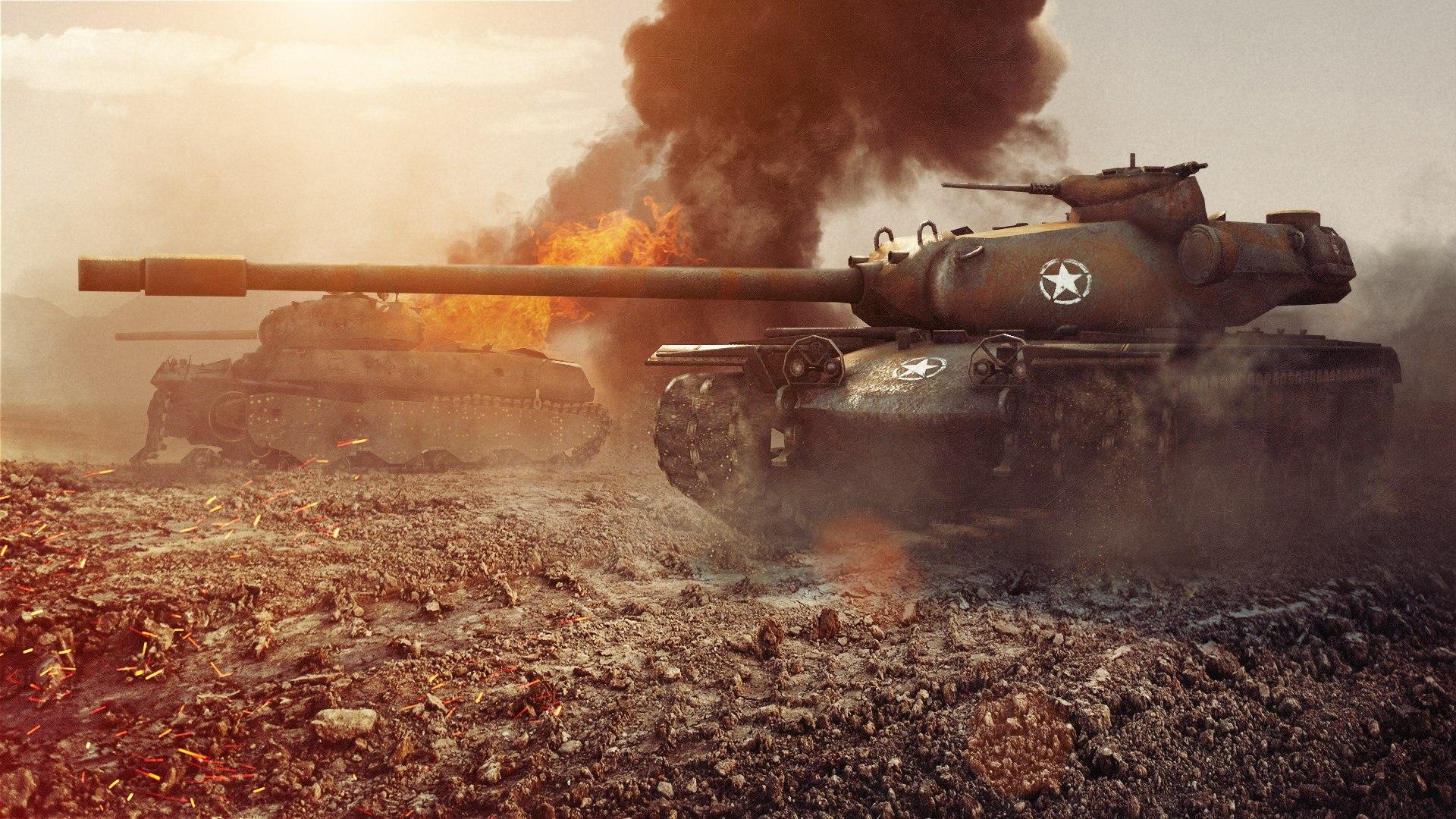 44+ World of Tanks Wallpaper 1920X1080 on WallpaperSafari