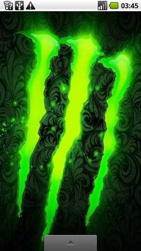 View bigger   Battery Monster Energy Shine for Android screenshot 288x512