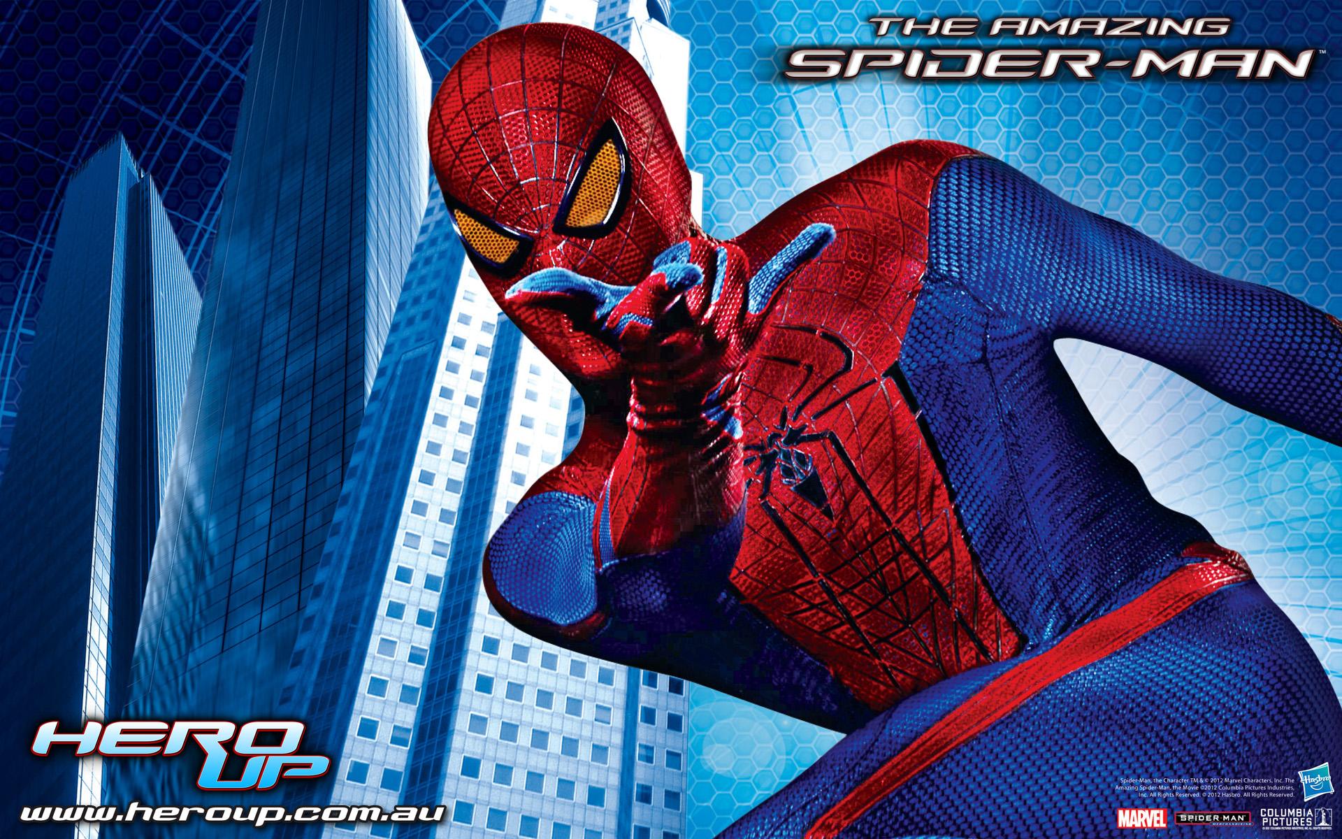 Free Download Amazing Spider Man 2 Wallpaper 1112415 1920x1200