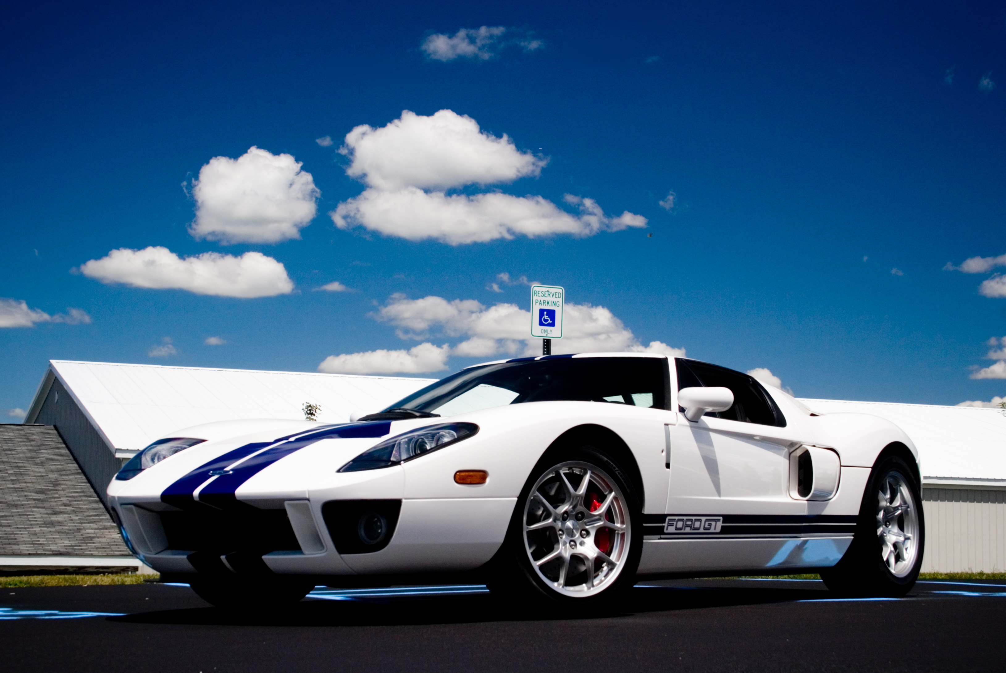 Ford GT40 Wallpapers High Resolution on