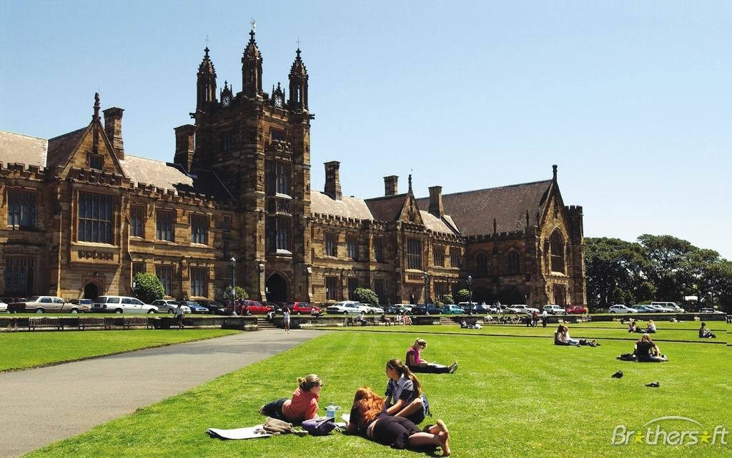 Ease life in University of Sydney wallpaper Ease life in University 1024x642