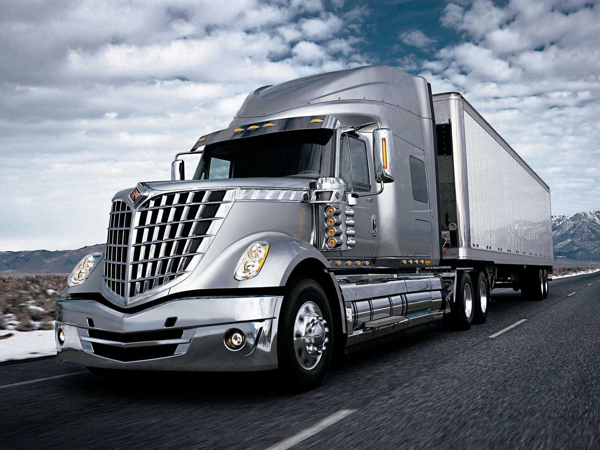 Semi Truck Wallpapers 2048x1536