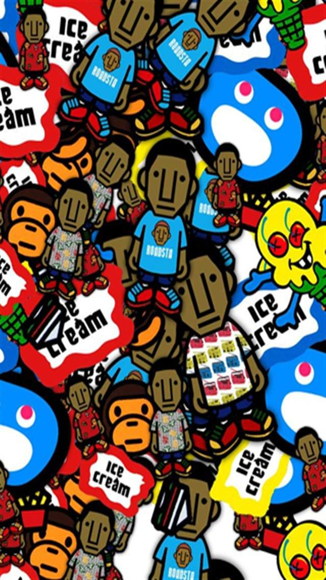 Billionaire Boys Club iPhone Wallpapers iPhone 5s4s3G 640x1136