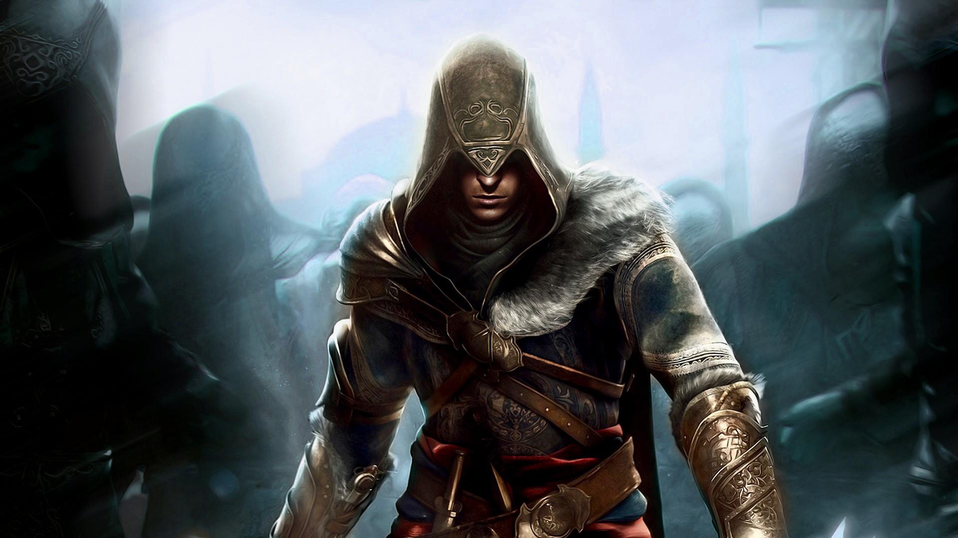 69 Ezio Wallpapers On Wallpapersafari