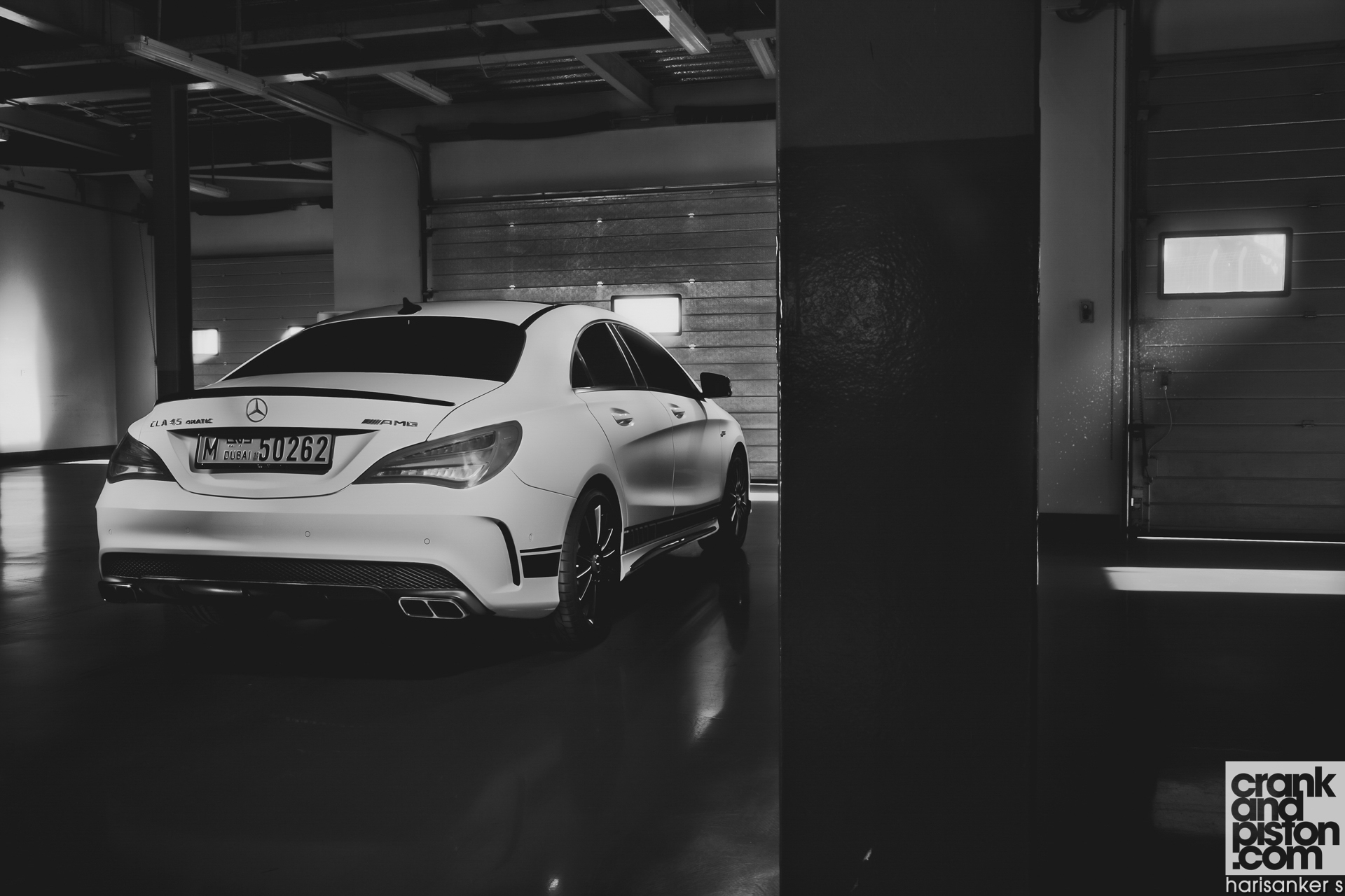 Mercedes Benz CLA 45 AMG crankandpiston wallpapers 03 1920x1280