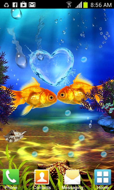 related pictures aquarium fish wallpaper download Car Pictures 480x800