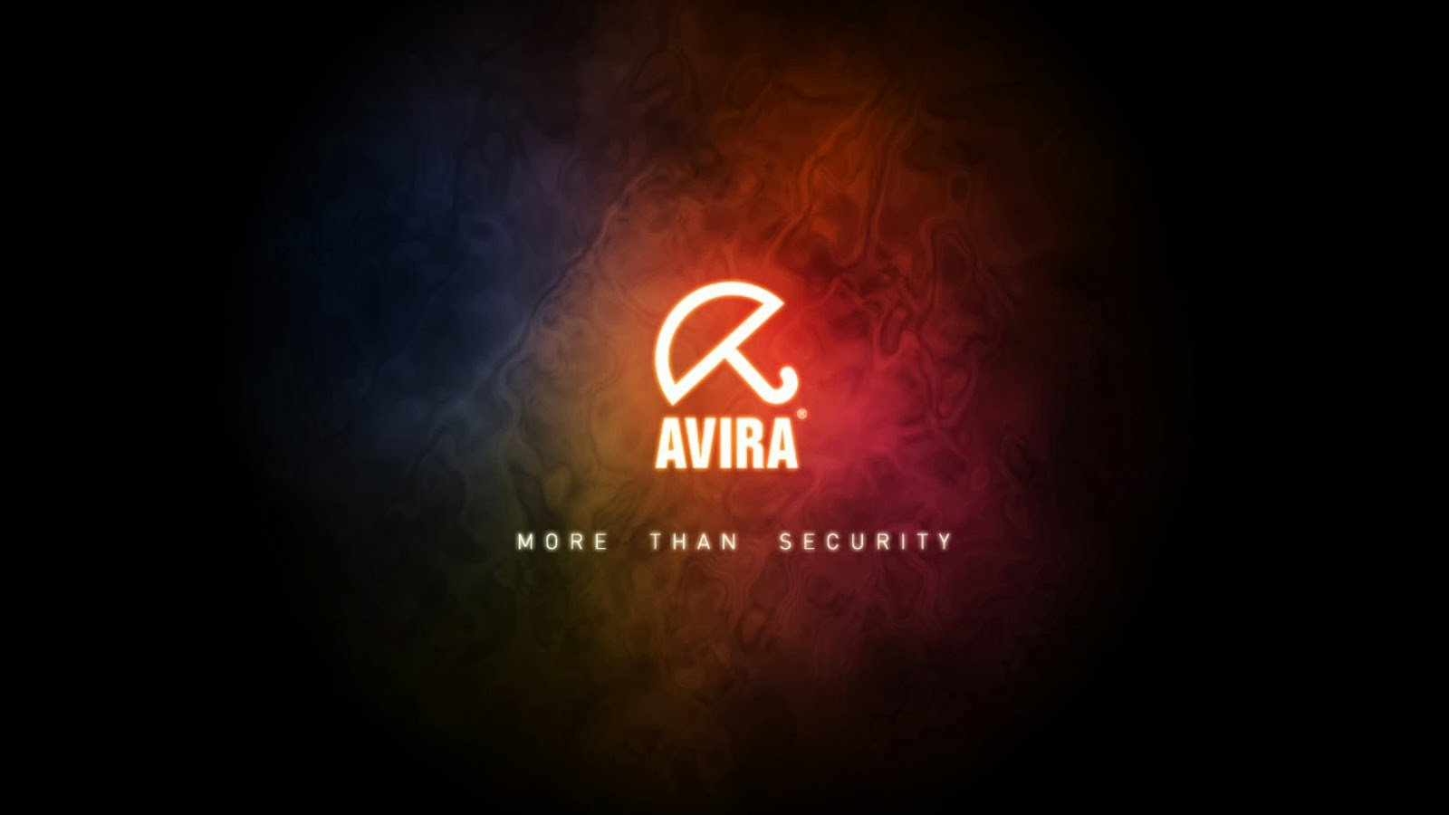 Avira Logo Dark Background u1 HD Wallpaper 1600x900
