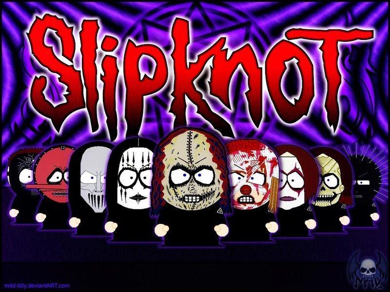 Slipknot Slipknot   South Park Version 800x600