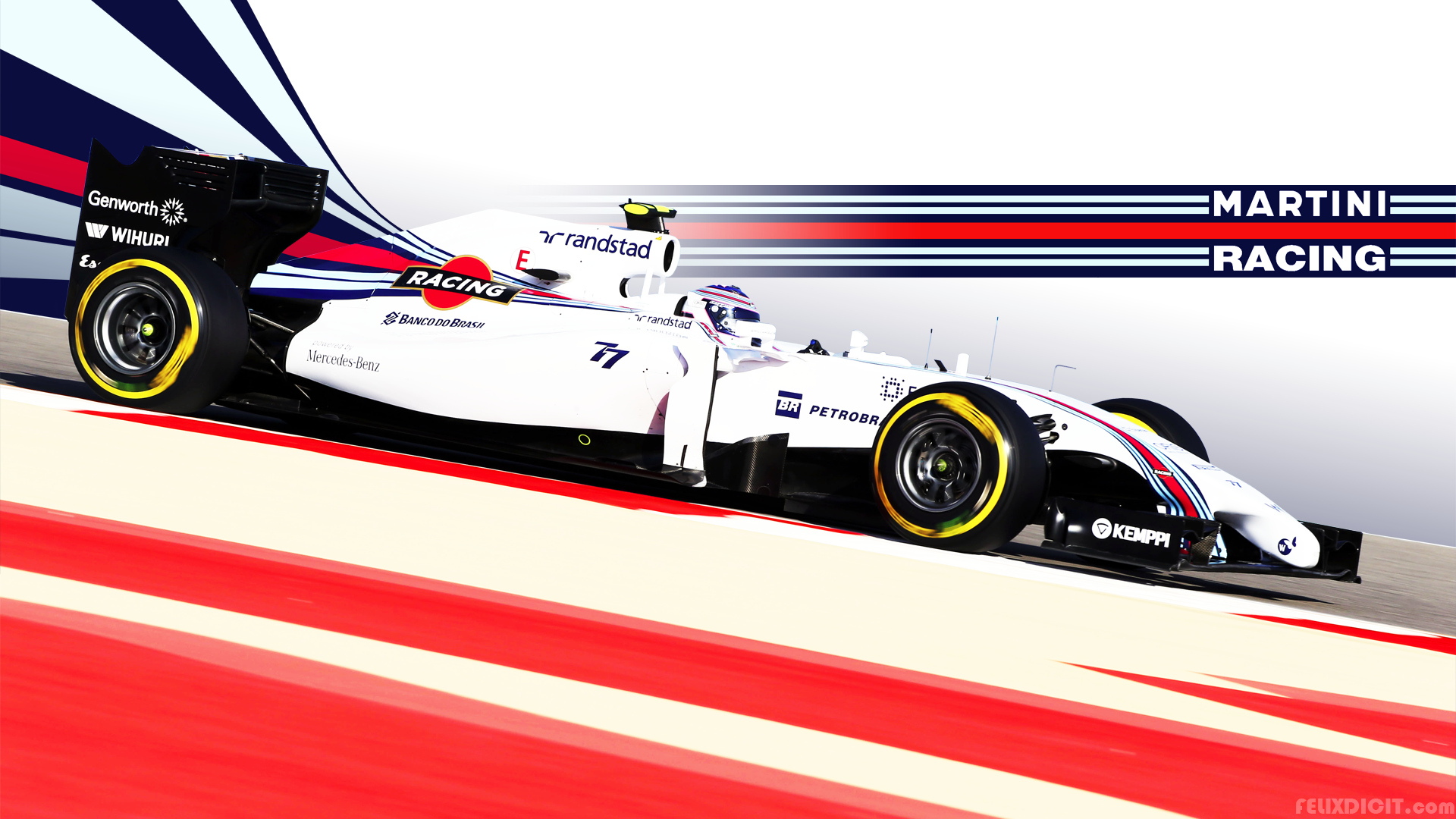 A Collection of Wallpapers Williams Martini Racing 1920x1080
