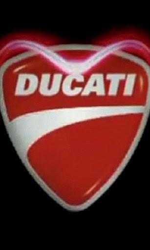 View bigger   Ducati Logo Live Wallpaper for Android screenshot 307x512