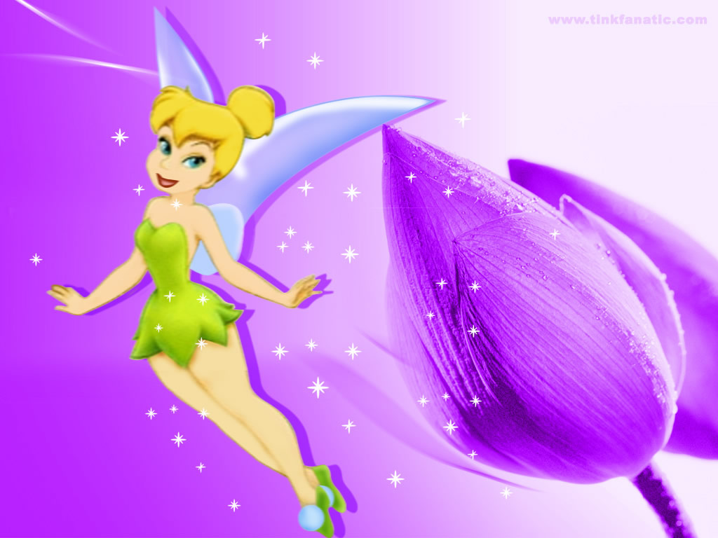 Wallpapers Photo Art Tinkerbell Wallpapers Tinkerbell Wallpaper 1024x768