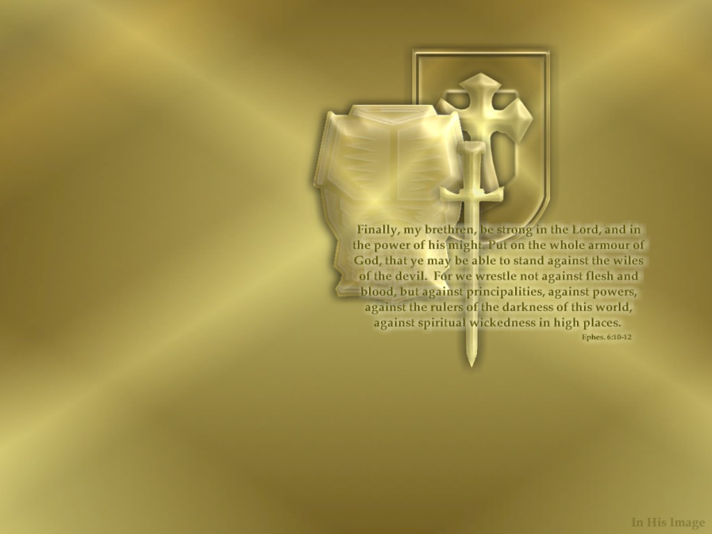 Armor Of God Wallpaper Wallpapersafari