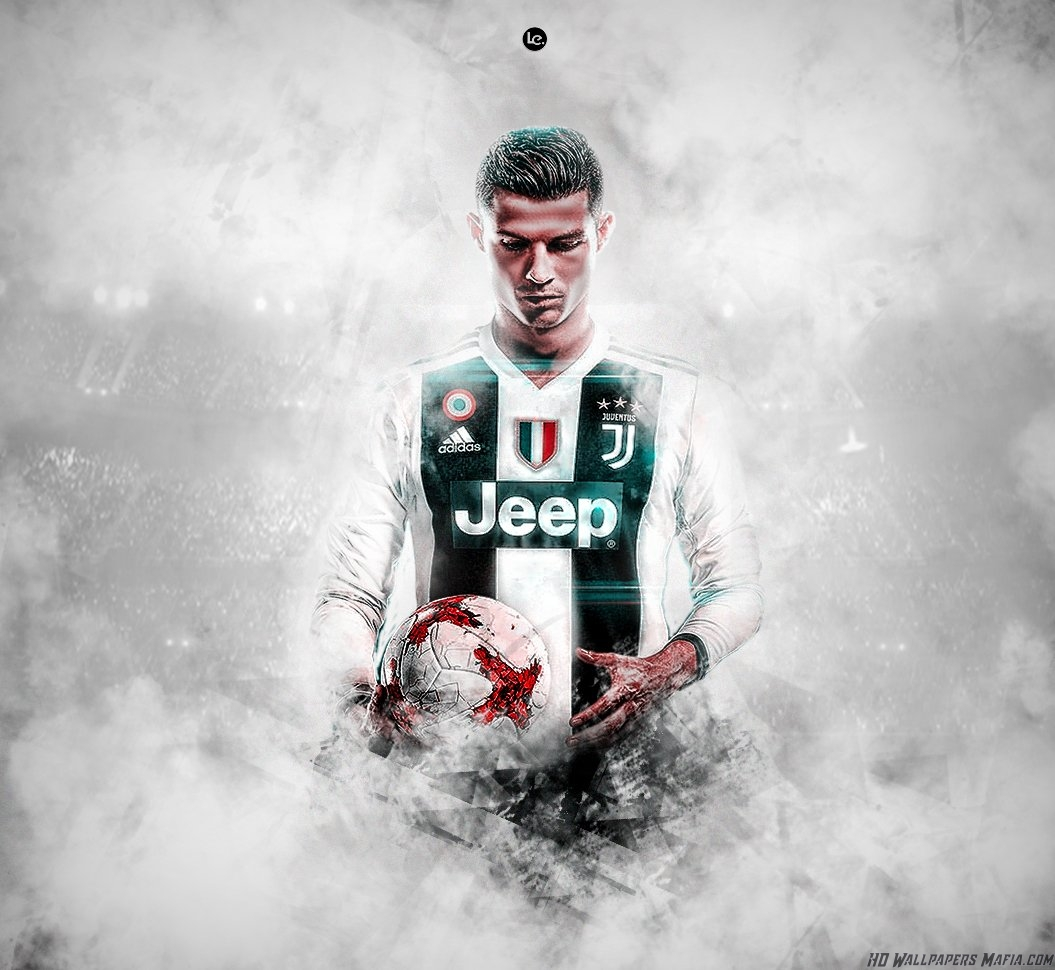 Cristiano Ronaldo Juventus HD Wallpaper WallpaperZen 1055x970