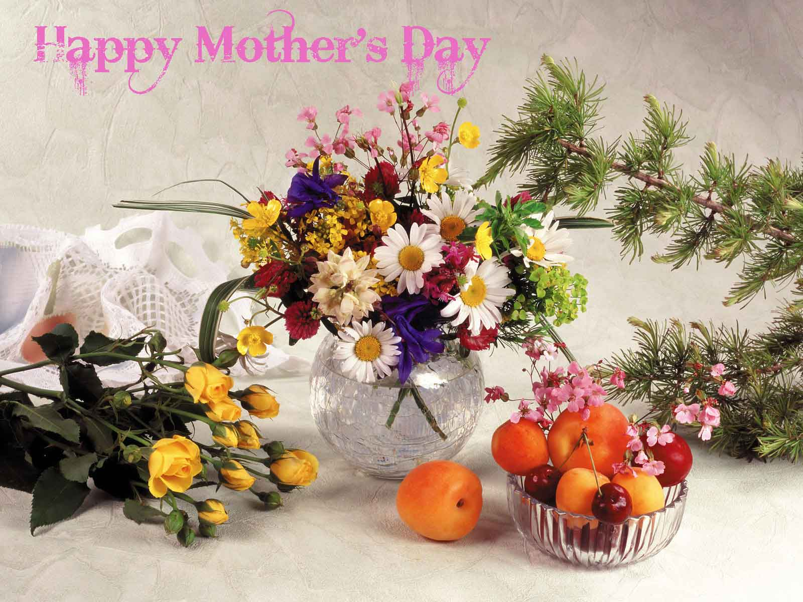 Happy Mothers Day Desktop Wallpapers Desktop Background Wallpapers 1600x1200