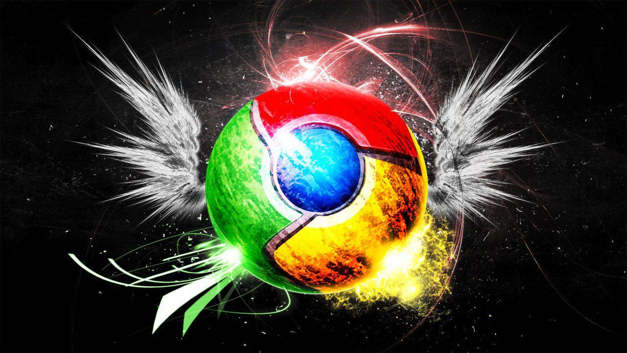 Creative Google Chrome HD Wallpaper Slwallpapers 1280x720