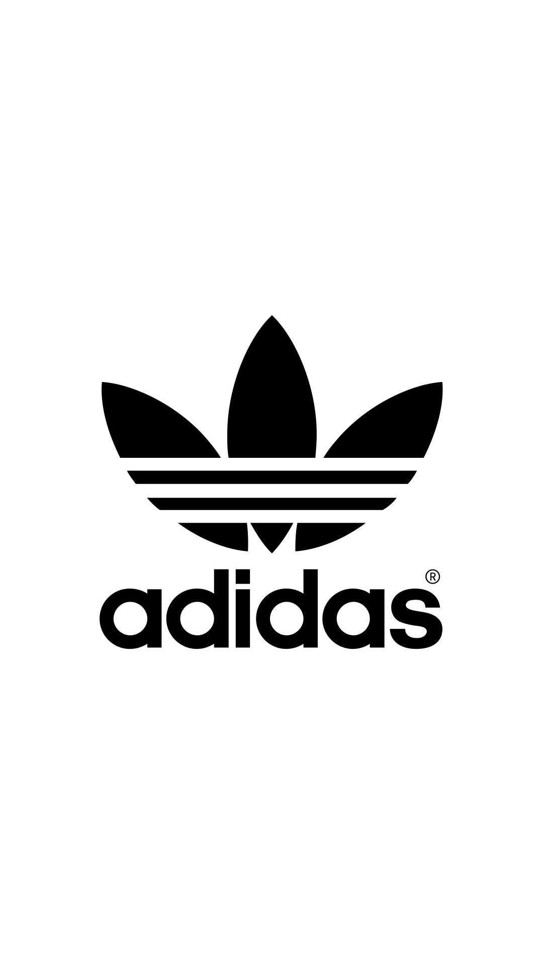 Black Adidas Logo Wallpapers   Top Black Adidas Logo 1080x1920