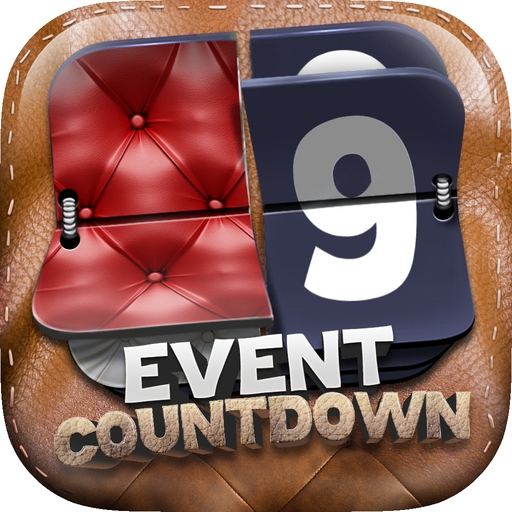 Event Countdown Beautiful Wallpaper   Leather Pro   Wiki Guide 512x512