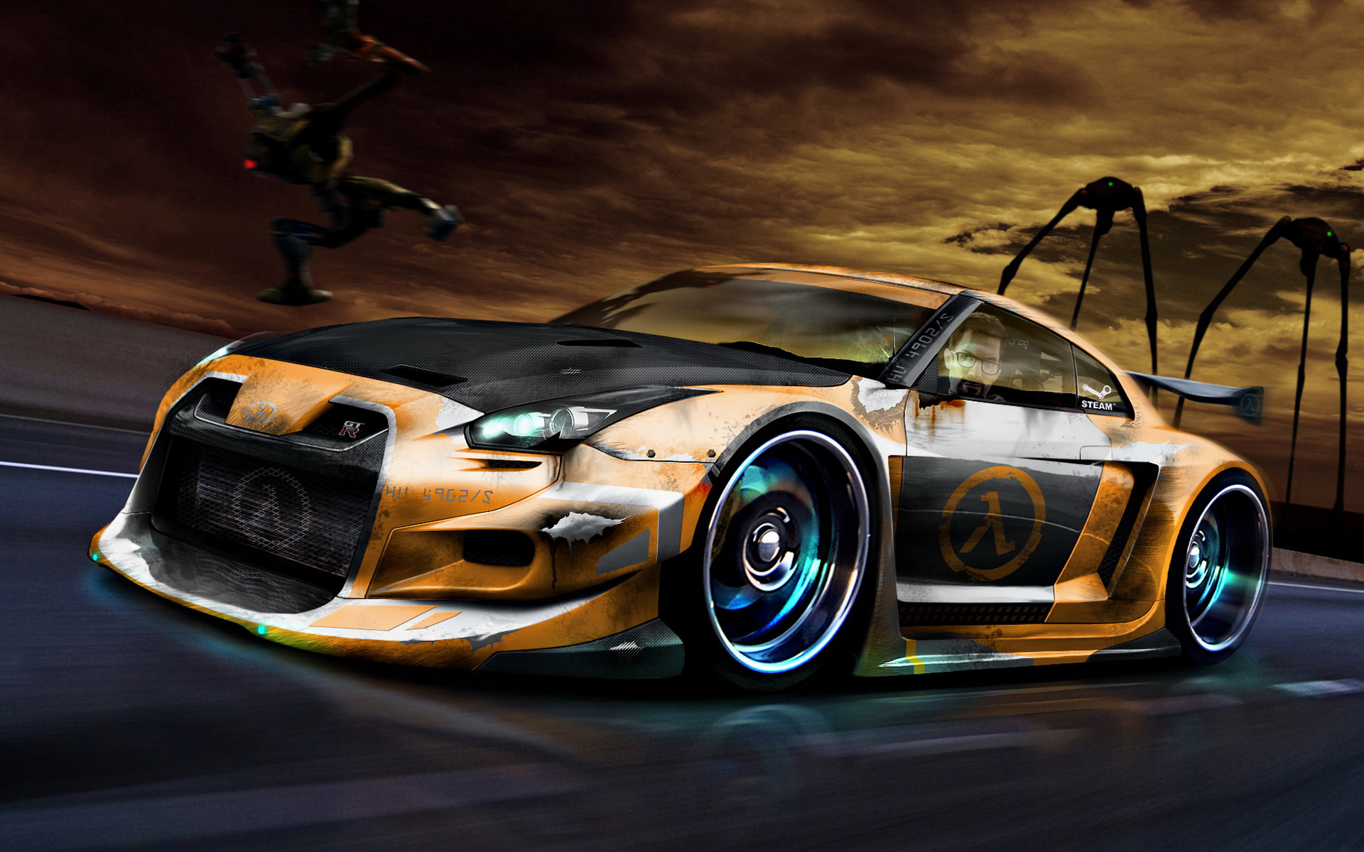 Street Racing Cars Wallpapers 20 Background 1920x1200