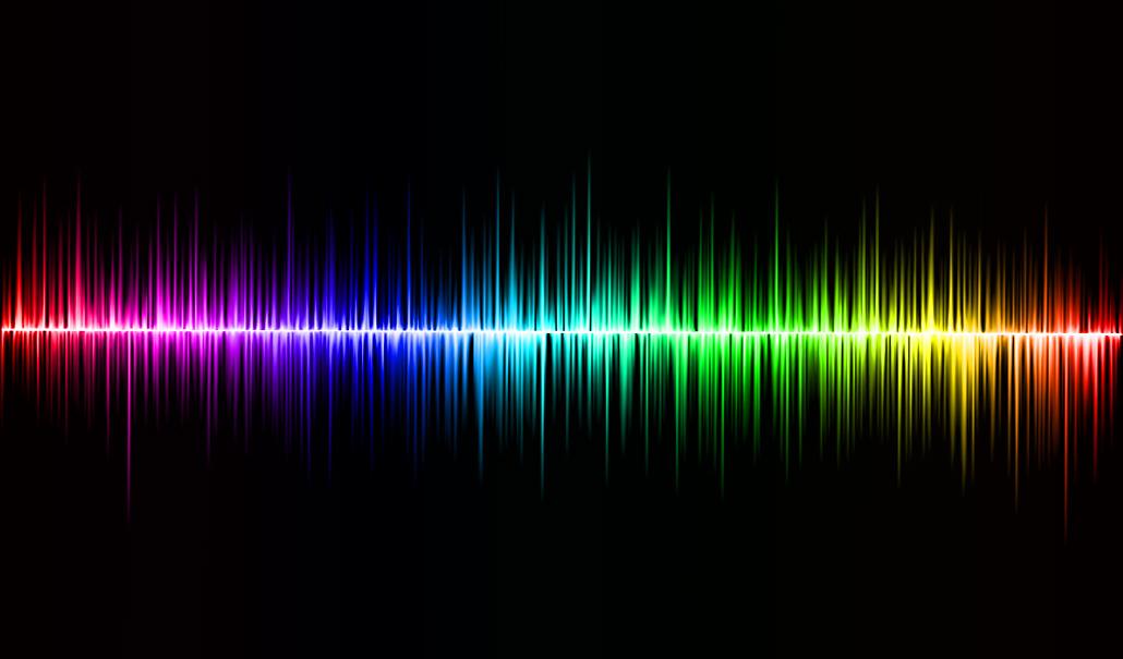 Making sound waves hd wallpaper Photoshop Skills 1030x605