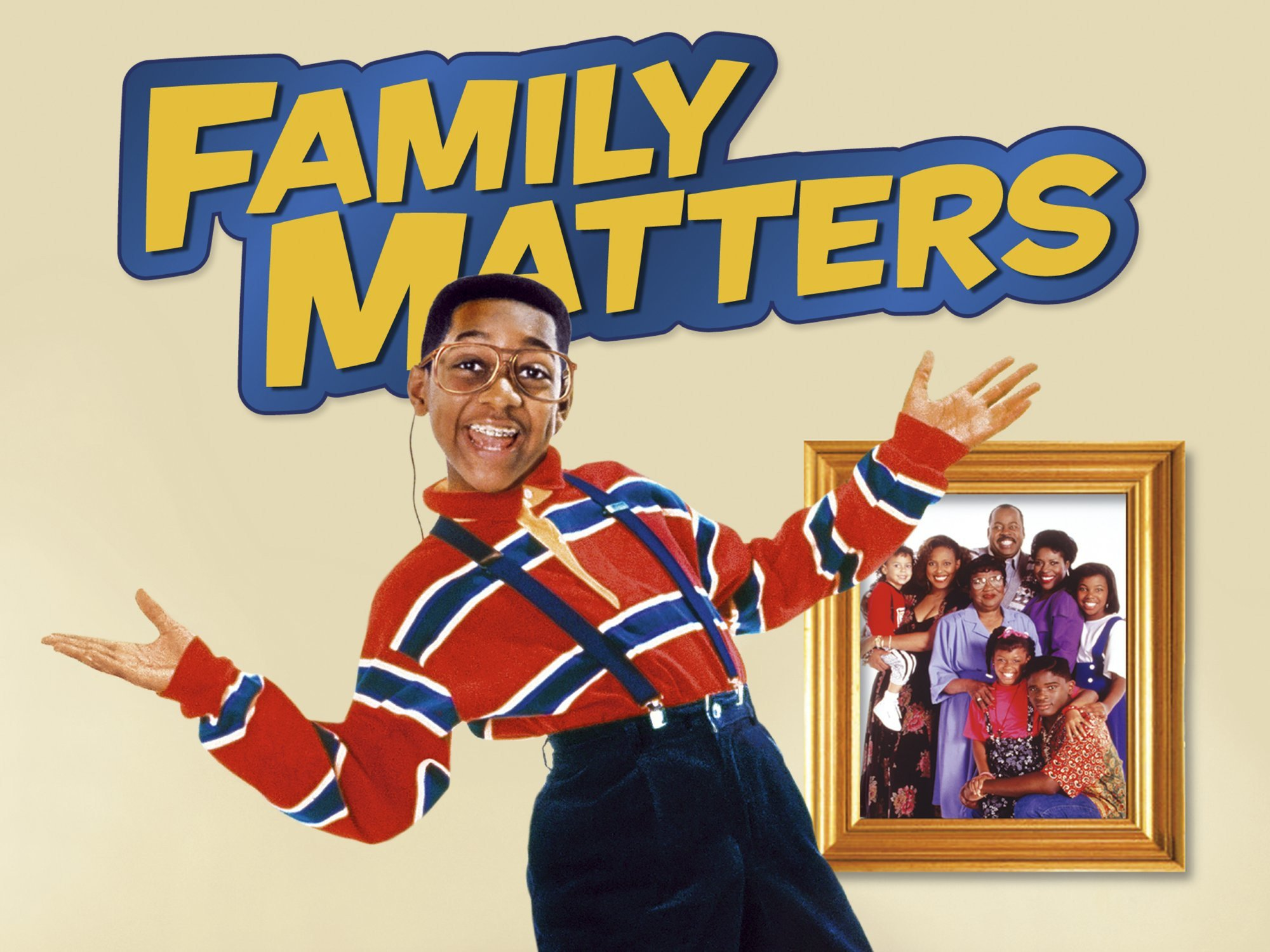 Watch Family Matters The Complete Second Season Prime Video 2000x1500