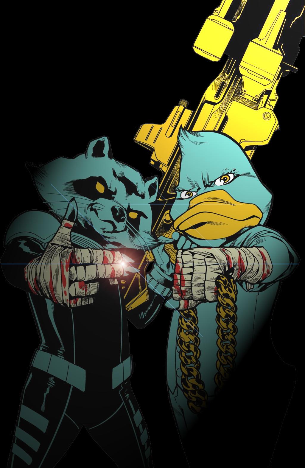 Deadpool The Duck Wallpapers 1024x1571