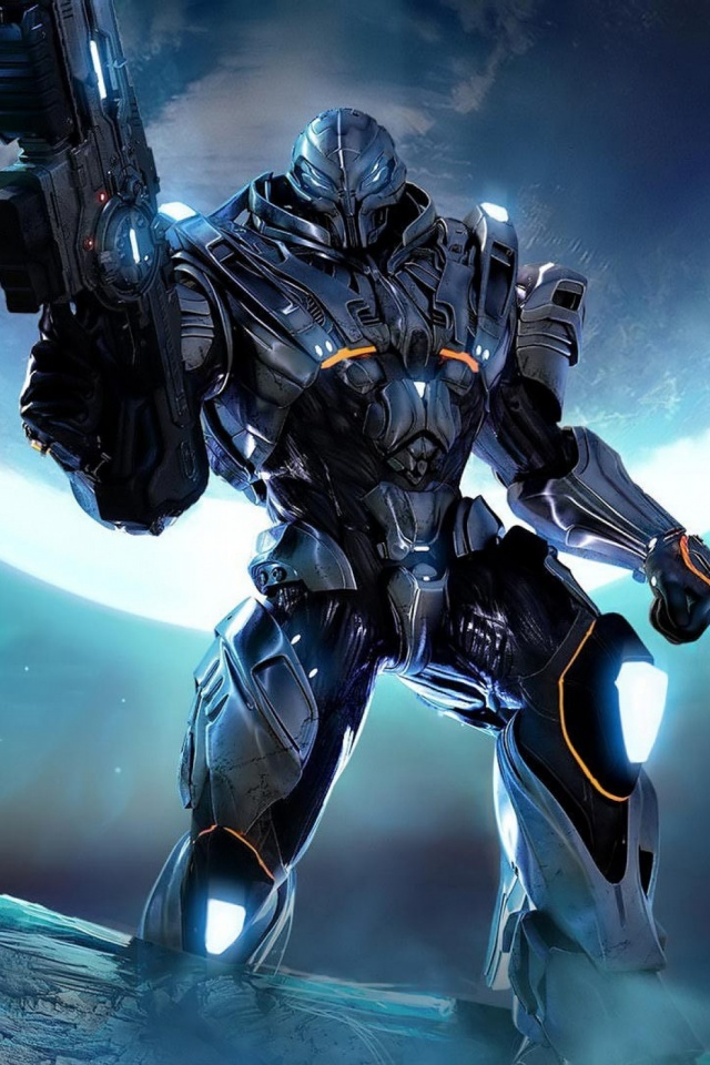 Robot Wallpaper Hd Download For Android Mobile 640x960