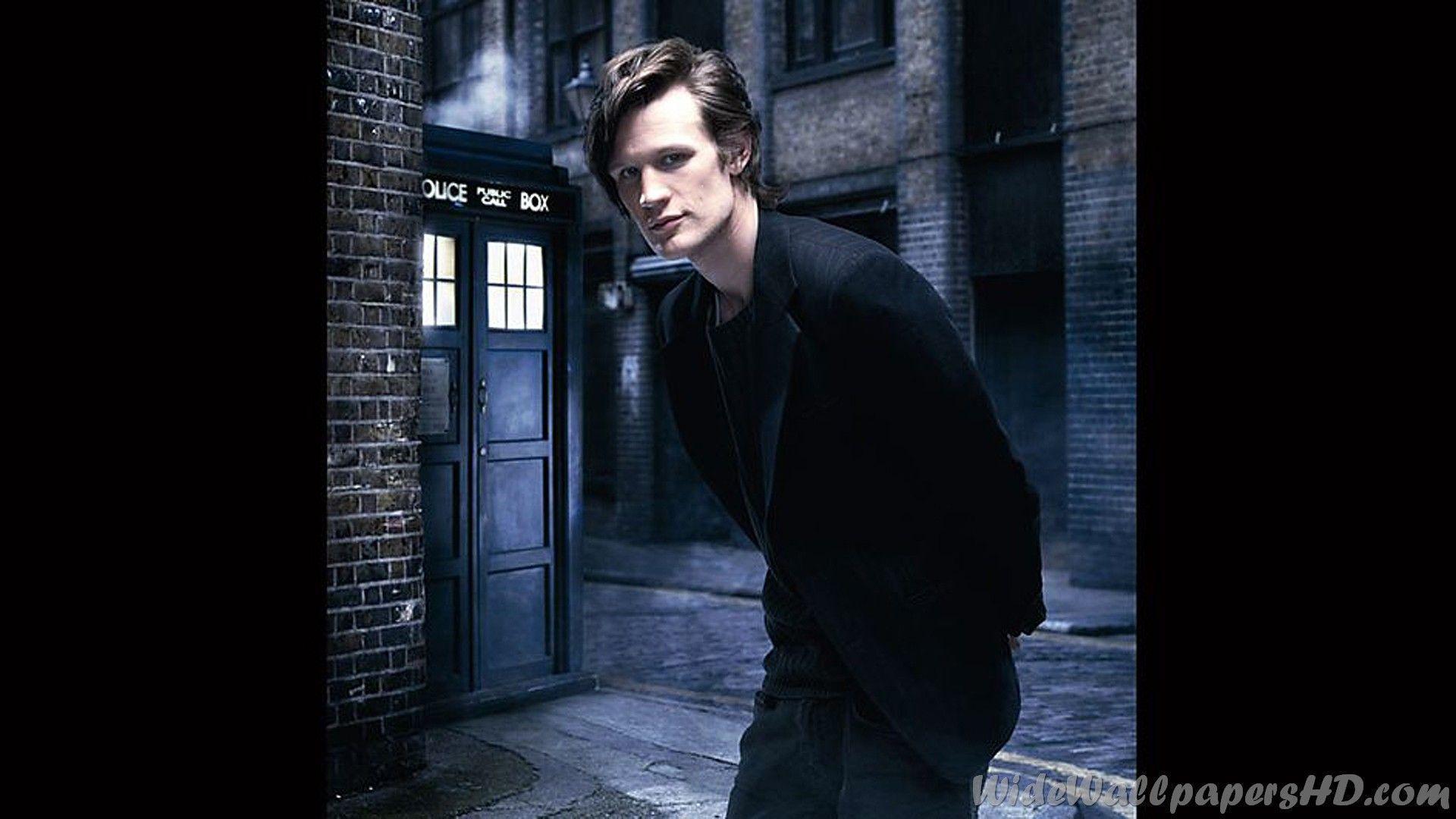Doctor Who Matt Smith Wallpapers 1920x1080