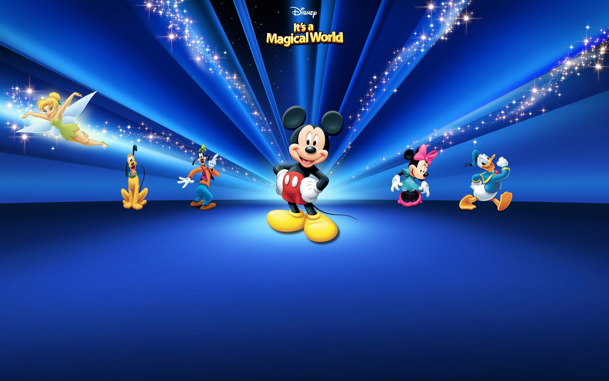 Cartoon Characters Wallpapers For Desktop 2560x1600