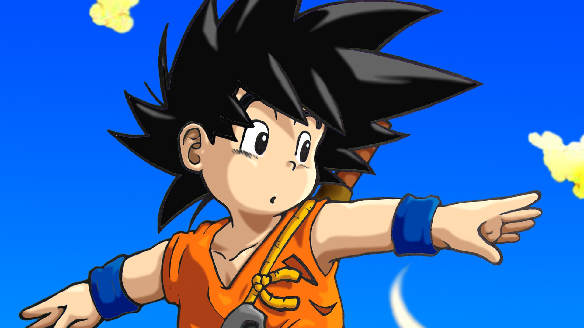 Son Goku   High Definition Wallpapers   HD wallpapers 1920x1080