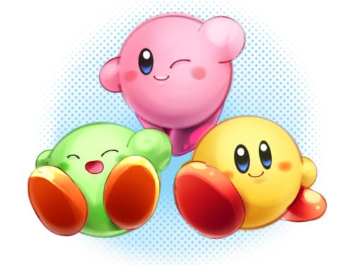 Cute Kirby Wallpaper Pics 500x375