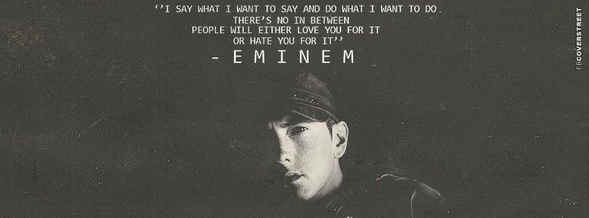 Eminem Wallpaper Quotes - WallpaperSafari