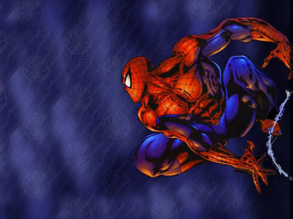 Spider Man Cartoons Wallpapers   Wallpapers 1024x768